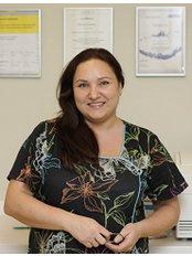 Ms Aleksandrina Reivytiene -  at Simonas Grybauskas Orthognathic Surgery