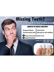 Dental Implants - Bangsar Utama Dental Specialist Clinic