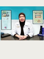 Halina Dental Clinic - 7A Tingkat 1 Lorong Ara Kiri Satu Lucky Garden Bangsar, Kuala Lumpur, 59100,