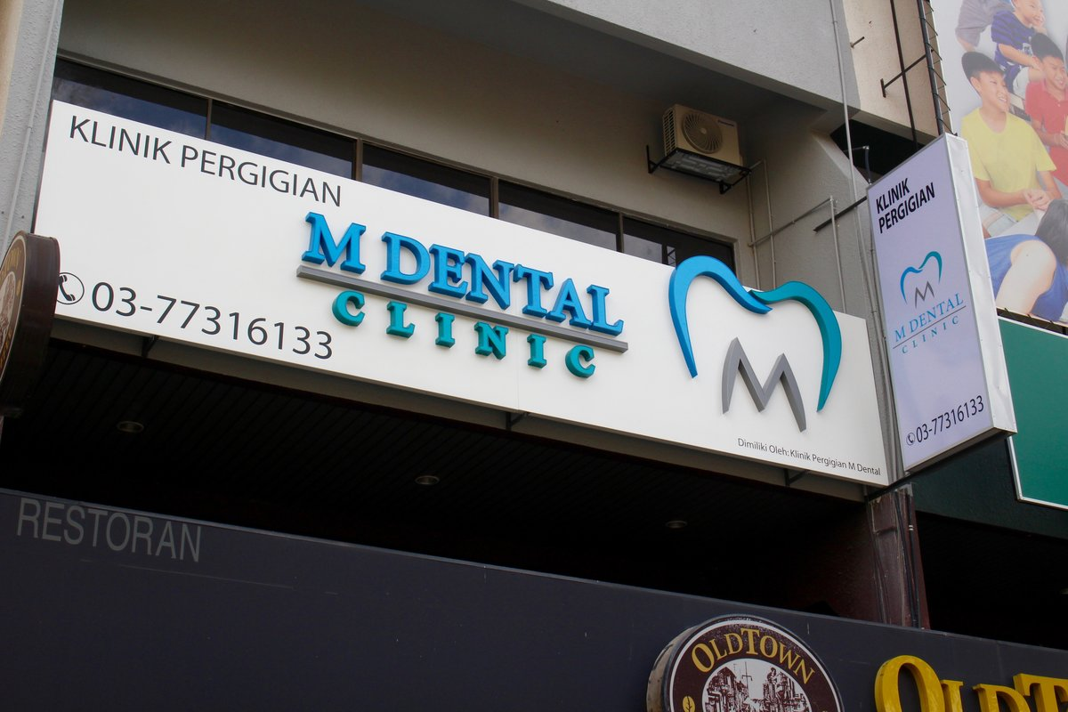 M-dental-clinic