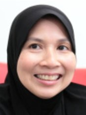 Dr Norzakiah - Orthodontist at Dental Avenue