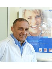 Dr Nikolaos Vougiouklis - Orthodontist at Fortedent Dental Clinic