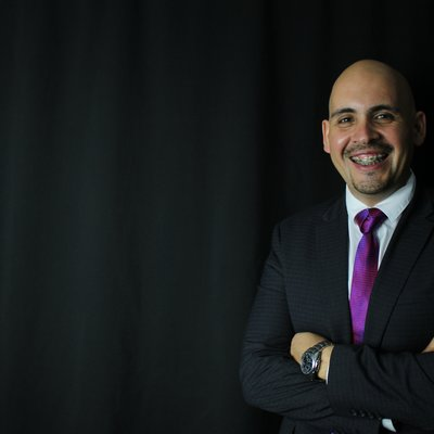 Dr Cristobal F. Ortiz