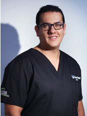 Dr Omar Lugo - Oral Surgeon at Cancun Dental Specialists