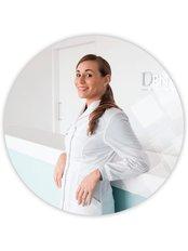 Dr Aurora Ortega - Practice Manager at Dental Design Studio Cancun