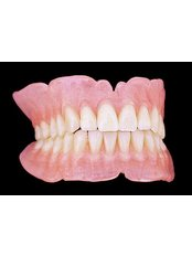Full Dentures - Hospident Cancun Dental Service - All Specialties in one place