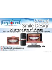 Cosmetic Dentist Consultation - Hospident Cancun Dental Service - All Specialties in one place