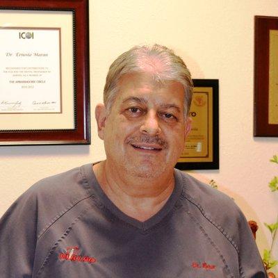 Dr Ernesto Moran