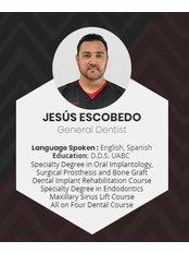 Dr Jose De Jesus  Escobedo Casas - Dentist at Alberta Dental