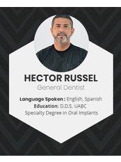 Dr Hector  Russell - Dentist at Alberta Dental