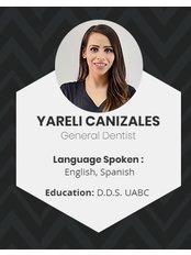 Dr Yareli  Canizales - Dentist at Alberta Dental