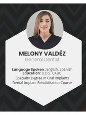 Dr Melany  Valdez - Dentist at Alberta Dental