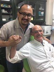 Thank you Mr.Robotham for your trust. - Dentist at Algodones Dental Care