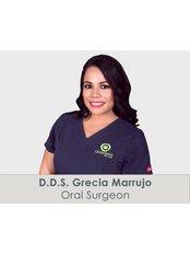 Dr Grecia Marrujo - Oral Surgeon at Circle Dental Group - Los Algodones