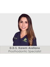 Dr Karem Arellano - Oral Surgeon at Circle Dental Group - Los Algodones