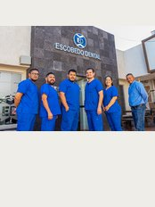 Escobedo dental - Av mariano ma lee #42, Los Algodones, 21970,