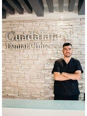Mr Alfredo  Mendoza - Dentist at Guadalajara Dental Clinic