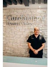 Mr Jayro  Vega - Dentist at Guadalajara Dental Clinic