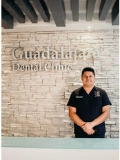 Mr Hovani  Gavilanes - Dentist at Guadalajara Dental Clinic