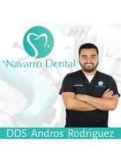 Dr Andros Rodriguez - Dentist at Navarro Dental