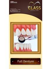 Acrylic Dentures - Sani Dental Group Platinum