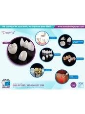 Porcelain Crown - Sani Dental Group Platinum