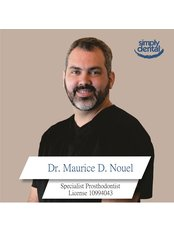 Dr Maurice Nouel - Dentist at Simply Dental