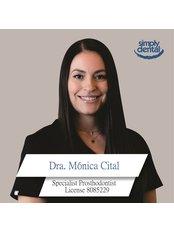 Dra. Monica Cital - Dentist at Simply Dental
