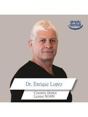 Dr. Enrique Lopez - Dentist at Simply Dental
