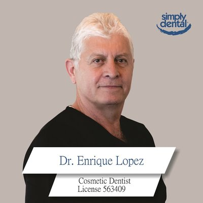 Dr Enrique Lopez Gaspar
