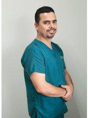 Dr Pabel Sarabia - Dentist at Smile Center