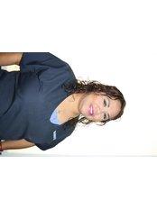 Miss Primavera Rosales - Receptionist at Unidental Matamoros