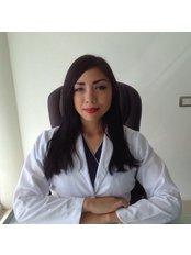 Dra Rita Cansino Lugo - Dentist at Whiteline Dental Clinic