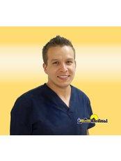 Dr Marco German  Calvo - Dentist at Arizona Dental Now