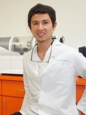 Dr Adrian Valera - Dentist at Dental Bliss Nogales
