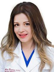 Dr Alma Renteria - Doctor at Dr. Jose Saturno Border Dental