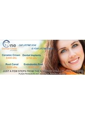 One Dental Clinic - plaza Pesqueira 5-F, Heroica Nogales, Sonora, 84030,  0