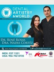 CAD/CAM Cosmetic Technology, Dental Artistry Dental Center - Benito Juarez 217, Nuevo Progreso, Tamaulipas, 88810,