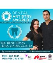 CAD/CAM Cosmetic Technology, Dental Artistry Dental Center - Benito Juarez 217, Nuevo Progreso, Tamaulipas, 88810,  0