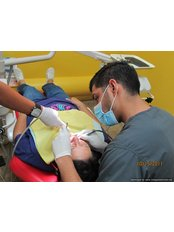Dr Erick  Olvera -  at Dental World