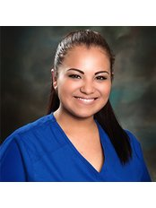 Miss Ana Villegas - Dental Auxiliary at Dr. Alejandro Benitez Dental Clinic