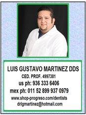 Dental Checkup - Dr Luis Gustavo Martinez Office