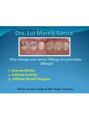 Fillings - Dra. Luz Marely García Alvarez