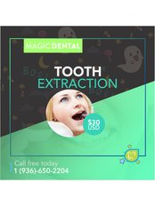 Extractions - Magic Dental Clinic