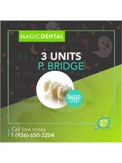 3-Unit Bridge - Magic Dental Clinic