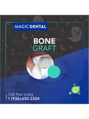 Bone Graft  - Magic Dental Clinic