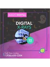 Dental X-Ray - Magic Dental Clinic