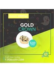 Gold Crown - Magic Dental Clinic
