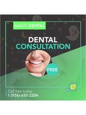 Cosmetic Dentist Consultation - Magic Dental Clinic