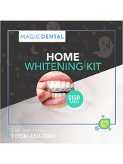 Home Whitening Kits - Magic Dental Clinic